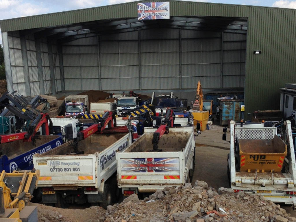 grab & waste management london