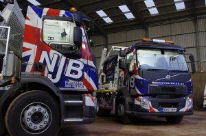 NJb Recycling London