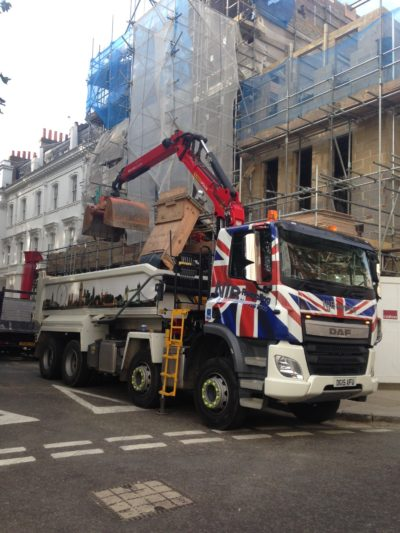 commercial rubbish clearance london