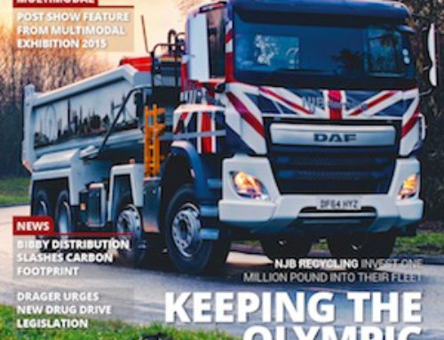 NJB Recycling Invest £1 Million Into Their Fleet