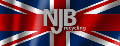 Skip Hire London | Grab Hire London | NJB Recycling Logo