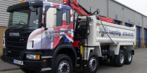 commercial skip hire london