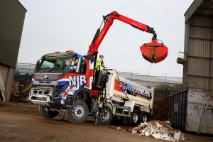 Skip Hire and Grab Lorries!