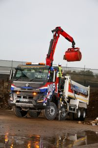 Tipper Grab Lorries!