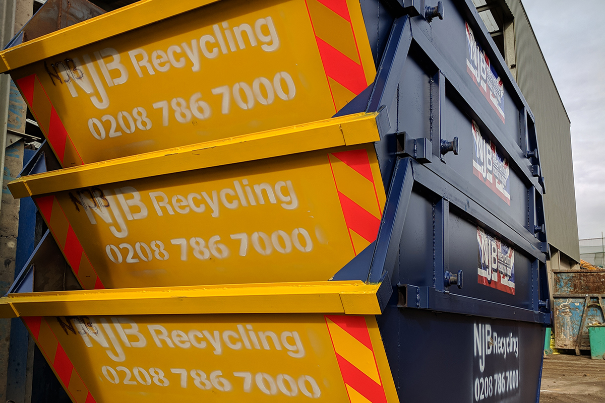 mini skip hire london