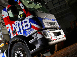 grab truck hire wandsworth