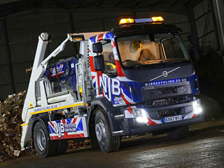 leading skip hire company