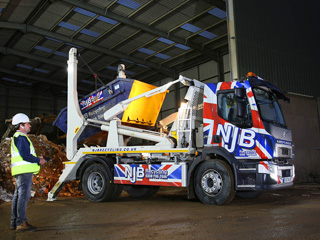 NJB Skip Hire Services London
