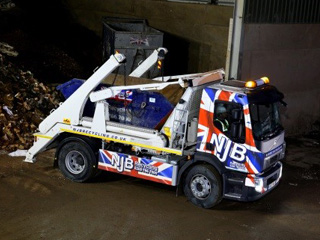 skip hire new malden